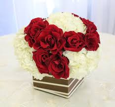 boxed roses roses white hydrangeas in pasadena ca duran s flowers