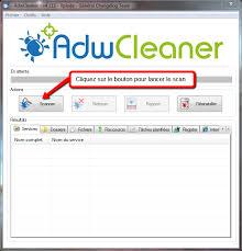 comment installer adwcleaner sur le bureau supprimer les adwares avec adwcleaner