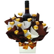 Wine And Chocolate Gift Baskets Wine And Chocolates For Home Delivery To Gold Coast Australia