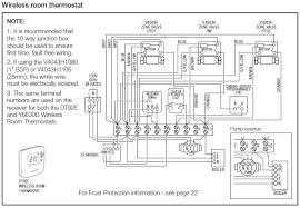 central heating wiring diagrams honeywell sundial s plan plus