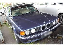 bmw 730i bmw 730i 1990 3 0 in perak automatic sedan others for rm 12 800