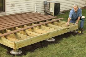Wooden Decks And Patios Easiest To Build Deck Bing Images Diy Gardens U0026 Yards