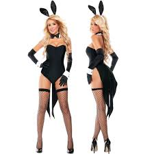 halloween lingerie womens fairytale disney lola bunny tuxedo playboy hottie