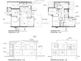 house plan examples extension plans house cost 3 bedroom semi detached plan on 1930s