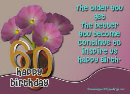 Anniversary Messages For Wife 365greetings 60th Birthday Wishes Quotes And Messages 365greetings Com
