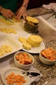 plastic skewers for fruit arrangements pineapple with orange this edible fruit arrangement