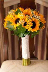 sunflower wedding bouquet sunflower wedding bouquets wedding stuff ideas