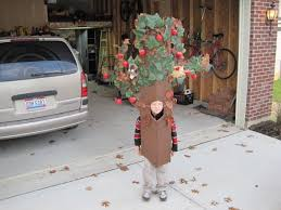 Tree Halloween Costumes Designed Dwell Halloween Costume Ideas