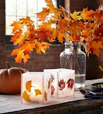 Fall Arrangements For Tables 50 Easy Fall Decorating Projects Midwest Living