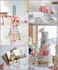 eiffel tower centerpiece ideas themed wedding ideas with eiffel tower design from hotref