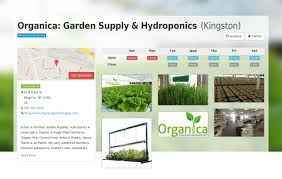 organica garden supply u0026 hydroponics kingston bitcoin airbitz
