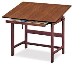 Alvin Onyx Drafting Table Search Blick Art Materials