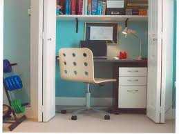 Organizing An Office Desk Closet U0026 Storage Home Office Closet Organization Ideas With