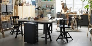 grand bureau ikea bureau toutes les possibilités d aménagement