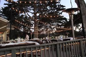 Design House Lighting Company Martin Johnson House La Jolla Sparkled With Market String Lights