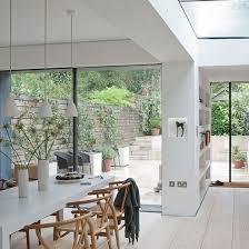 interior house london terrace 1 open plan kitchen wishbone