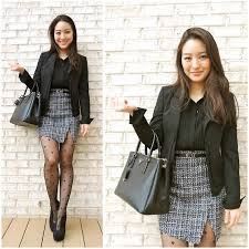 tweed skirt kong frontrowshop front row shop skirt forever 21