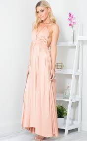 blush maxi dress easy maxi dress in blush showpo