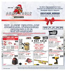 active black friday acme tools black friday ad deals now active tool craze