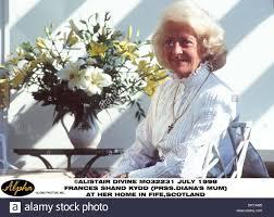 june 1 2001 fife scotland great britain july 1998 frances