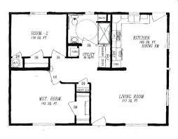 house design plans with measurements