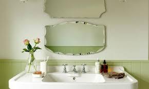 Bathroom Mirror Vintage Vintage Bathroom Mirror Stylish Pertaining To Mirrors Ideas 2