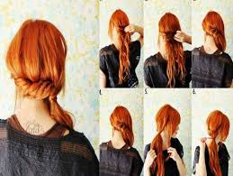 put up hair styles for thin hair easy hairdos for long hair step by step hair styles pinterest