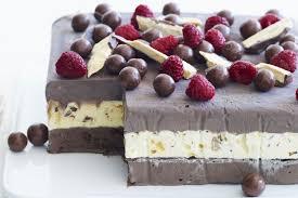 choc honeycomb ice cream cake recipe cream cake honeycombs
