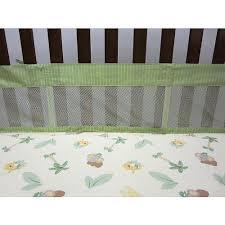 nojo mesh crib liner baby crib design inspiration