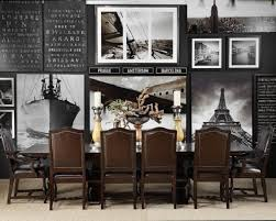 Masculine Home Decor Masculine Dining Room Designs