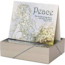 thinking of you gifts inspirational greeting cards boxed set