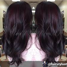 mahoganey hair with highlights black cherry hair color 25 beautiful black cherry hair color ideas