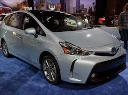 toyota prius persona review 2016 toyota prius v redesign revealed at la auto 2015