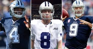 why does dallas play every thanksgiving ranking all 40 starting qbs in dallas cowboys history