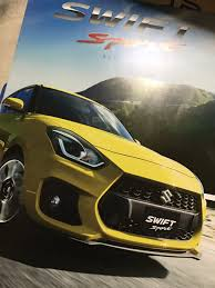 2018 suzuki swift sport 1 4 turbo japanese talk mycarforum com