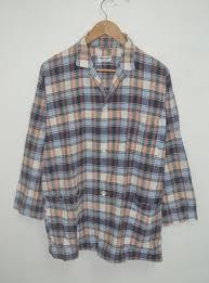 robe de chambre comme des garcons comme des garcons robe de chambre comme des garcons cdg checkered