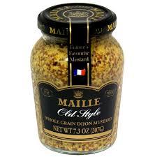 whole grain dijon mustard maille wholegrain the best price in savemoney es