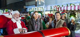 create your own hallmark christmas movie with this joyful story