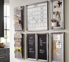 Office Wall Organizer Ideas Build Your Own Galvanized System Components Organize Mail