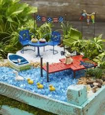 45 best gardening ideas mermaid and beach themed fairy garden