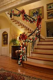 25 unique christmas staircase ideas on pinterest bannister simple