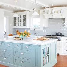 light blue kitchen ideas light blue kitchen cabinets strikingly idea 10 beautifully