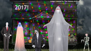 the gemmy halloween archive