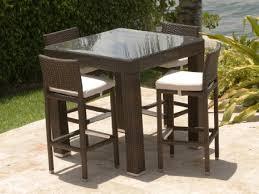 patio bar height dining set cheap bar height outdoor dining find bar height outdoor dining