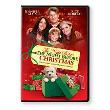 night before the night before christmas hallmark channel dvd