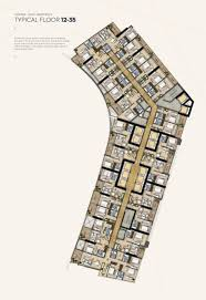 Burj Al Arab Floor Plans Floor Plans Aykon City By Damac Properties