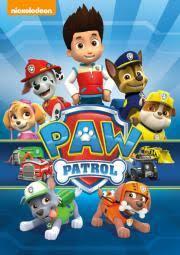 paw patrol la squadra dei cuccioli movie kids