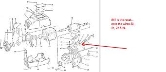 how do i bypass a radial arm saw reset button