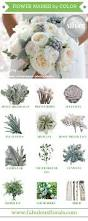 natural silver grey flower accents wedding ideas the wedding