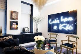 a z home decor trend 2014 neon signs real houses of the bay area